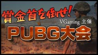 🌰【やんみ視点】VGaming PUBG大会!5分ディレイ【VTuber】