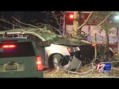 Witness: Hopkinton crash stemmed from police chase