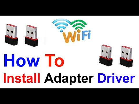 How To Install Wifi Adapter Driver For Windows 7   IDEAS
