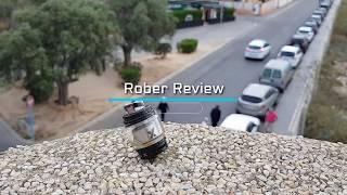 Billow X de EHPRO nuevo RTA con un toque del pasado / RoBeR ReVieW