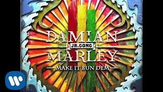 "Skrillex & Damian ""Jr Gong"" Marley - ""Make It Bun Dem"" [Audio]"