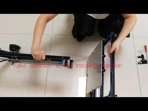 Imprimante 3D HcMaker7 / ADIMlab 3D Printer (fr) : Impression du