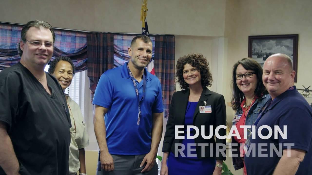 Florida Department of Veterans' Affairs | Connecting