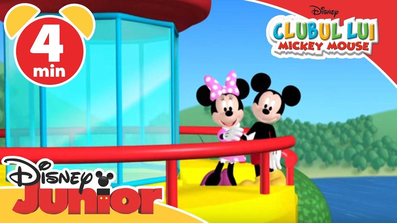 Clubul Lui Mickey Mouse Baloane Doar La Disney Junior Youtube