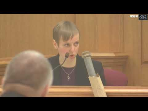 Todd Kendhammer Trial Day 2 Part 1 Forensic Pathologist Kathleen McCubbin Testifies