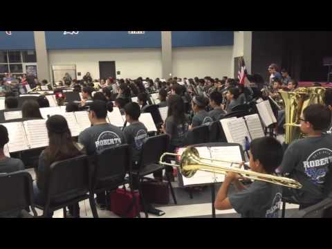 Fred Roberts Middle School Holiday Band Concert