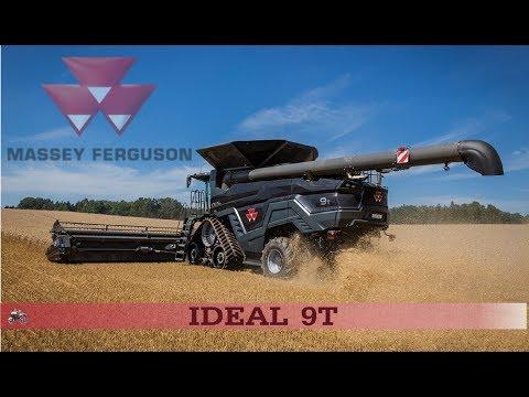 New Massey Ferguson IDEAL 9T | IDEAL from Massey Ferguson