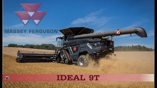 New Massey Ferguson IDEAL 9T | IDEAL from Massey Ferguson | TractorLab