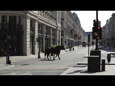 Londres se confine à son tour pour repousser le Coronavirus