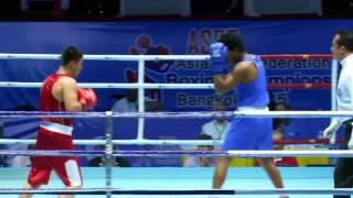 19 летний Бектемир Меликузиев преподал урок бокса! КО!