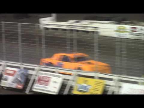 Nodak Speedway IMCA Stock Car A-Main (5/7/17)
