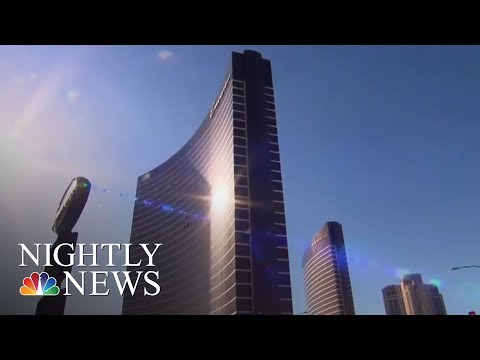 Las Vegas Hotels Beef Up Security After Attack | NBC Nightly News