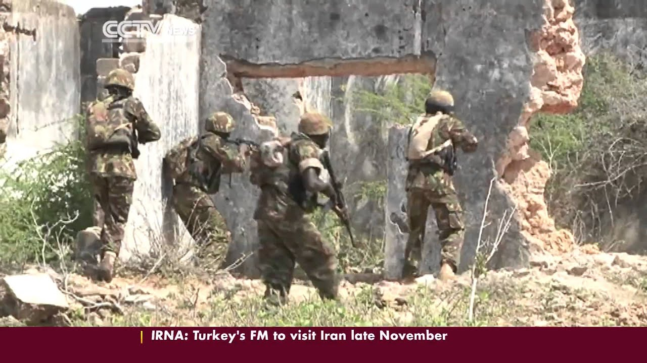Kenyan forces call for reinforcements to fight al-Shabaab
