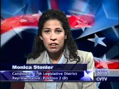 Monica Stonier - CVTV Video Voters Guide Statement