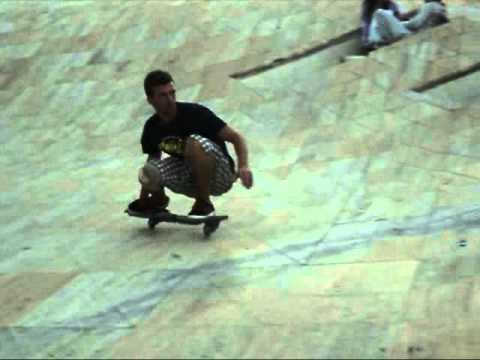 Cunningham Skatepark Tour