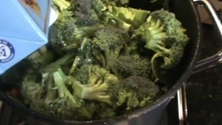 Soup E Doup - Creamless Cream Of Broccoli Soup