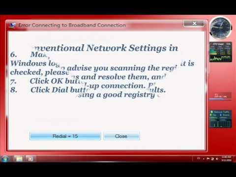 How To Fix Error 691 In Windows 7