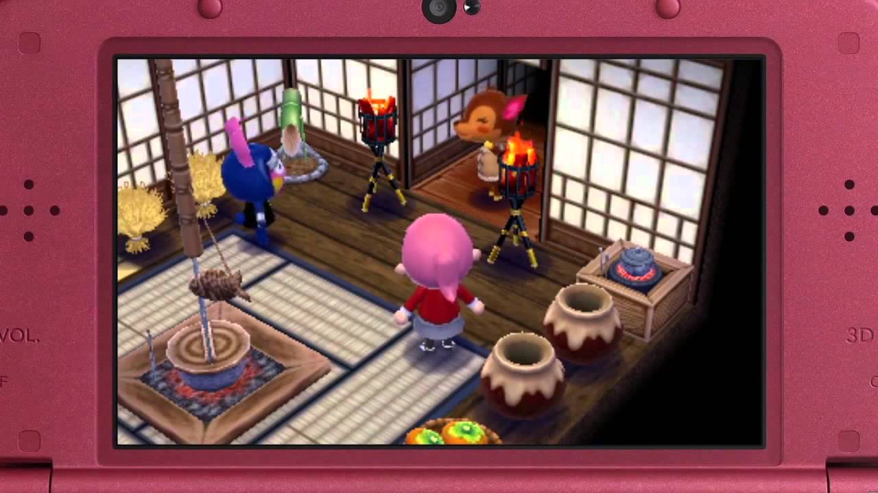 Animal Crossing Happy Home Designer Nintendo Direct 4 1 2015 Youtube
