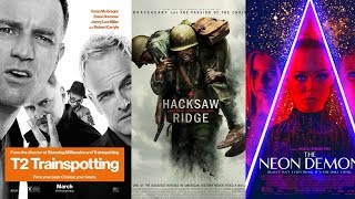 Hacksaw Ridge, T2 Trainspotting, A Monster Calls & More - The Quest For The Best #1