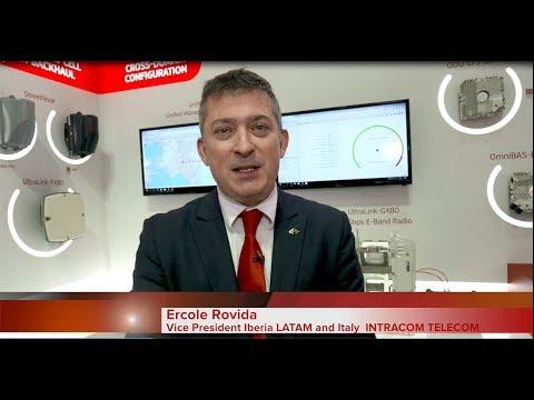 Intracom Telecom @ Mobile World Congress 2018 Spanish