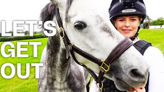 Cross Country schooling w/ Męg Elphick | How to prepare for your first cross country training