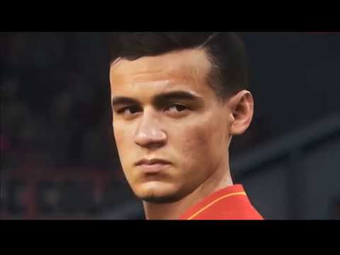 PES 2018   Official E3 Gameplay Trailer   PS4, Xbox One, PC play 2