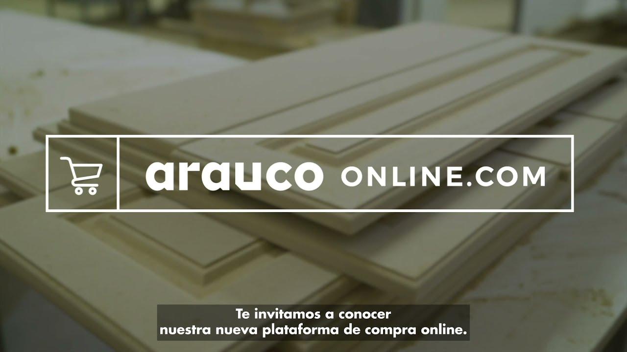 Arauco Online - Nuevo Marketplace de Arauco