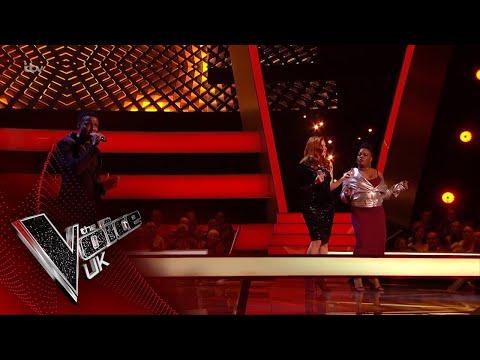Mark Asari VS Loaded Sista - 'Don't Let Go': The Battles | The Voice UK 2018