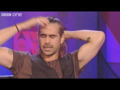 Colin Farrell's Sex Tape - Friday Night with Jonathan Ross - BBC One