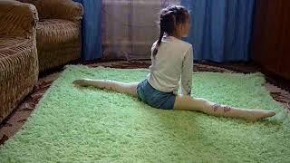 Спортивная гимнастика от Кати #3