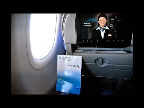 American Airlines A321 Main Cabin Extra (LAX-LAS)