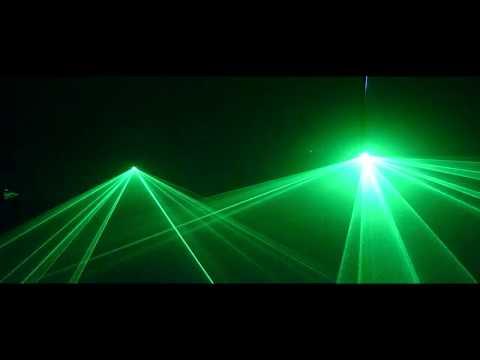 laser ghost green 30