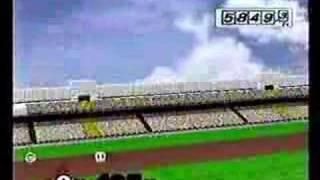 Super Smash Bros. Melee - Ice Climbers (Freeze glitch) home run contest
