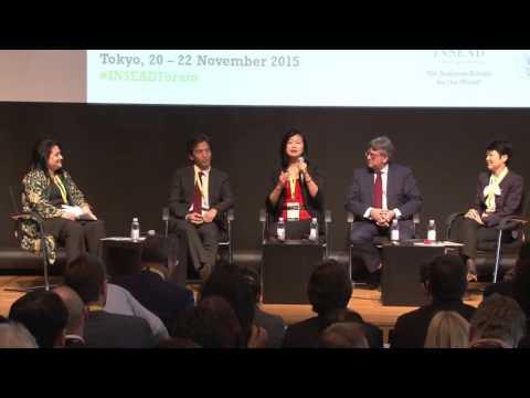 Alumni Forum Asia 2015 - Navigating the waves of change: Diversity