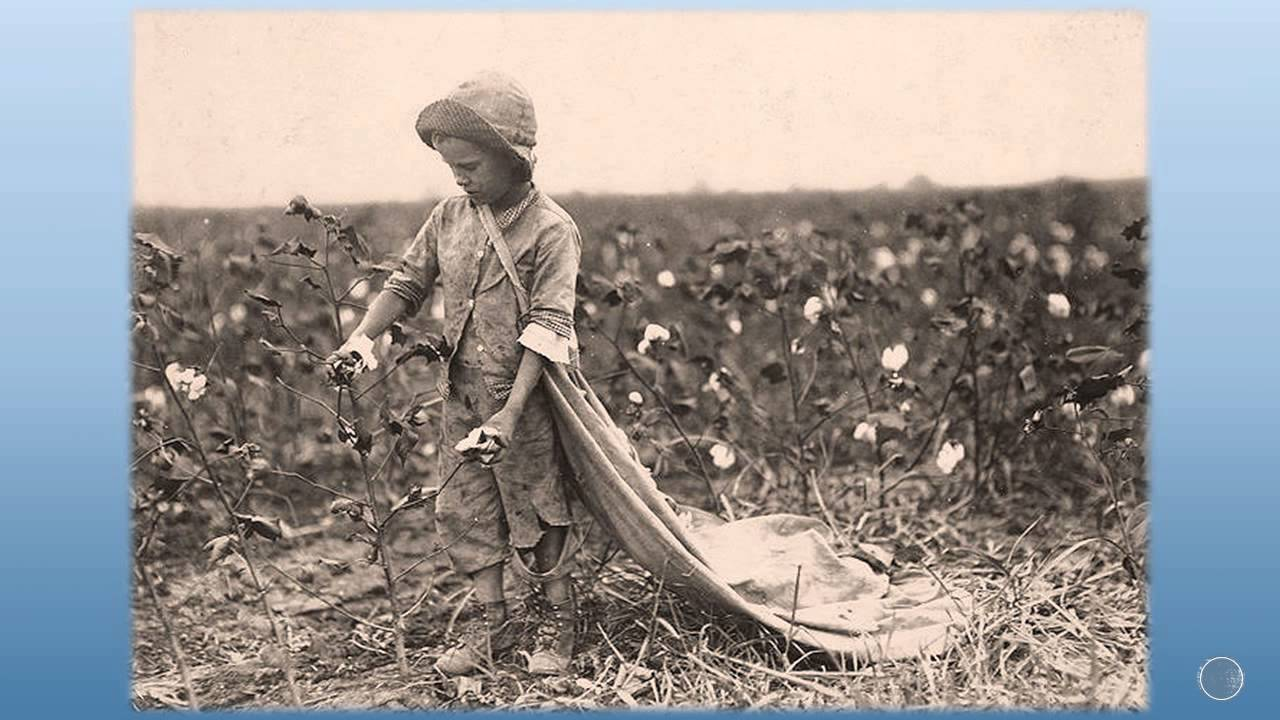 Child Labor in the Progressive Era - YouTube