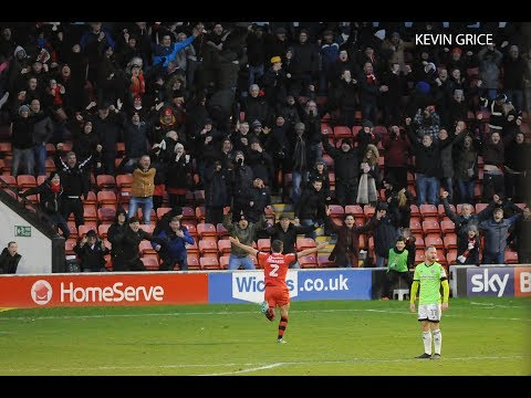 MATCH HIGHLIGHTS | Walsall 4-1 Sheffield United