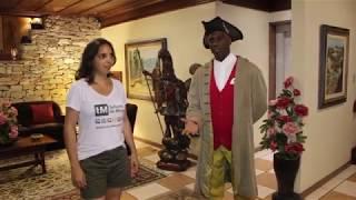 Hotel Pousada do Arcanjo, em Ouro Preto!