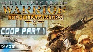 Let's play Coop: FSW Ten Hammers Part 1