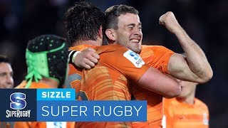 SUPER RUGBY SIZZLE: Week 12