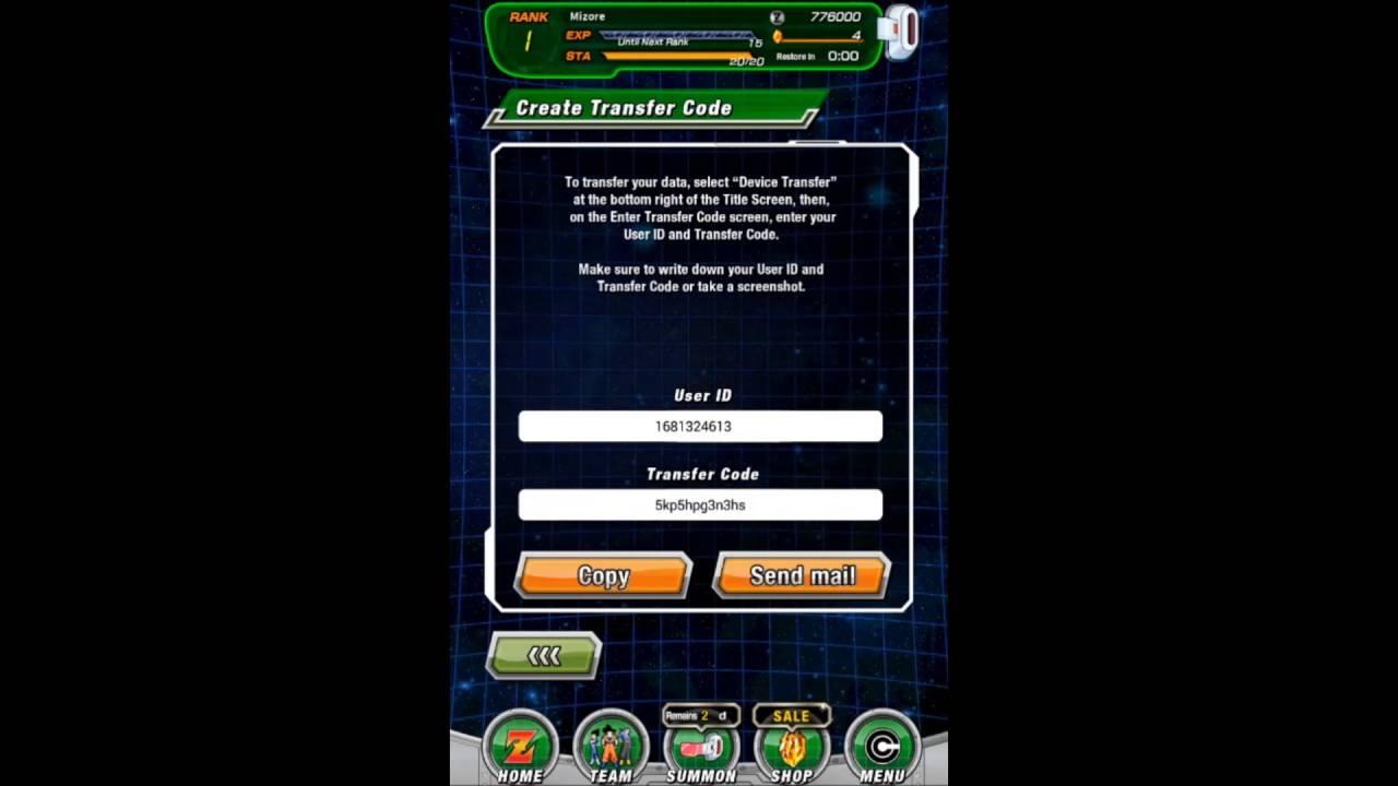 Dokkan battle account giveaway free