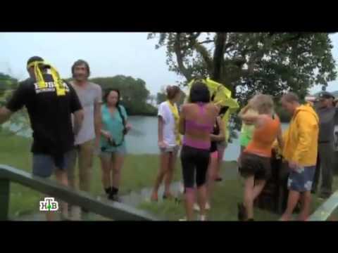 Рома Жиган устроил драку в реалити шоу Остров на НТВ