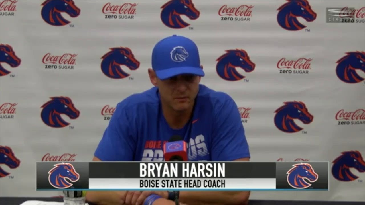 sneakers best loved official shop Boise State coach Bryan Harsin on Marshall win, his penalty, QB Hank  Bachmeier
