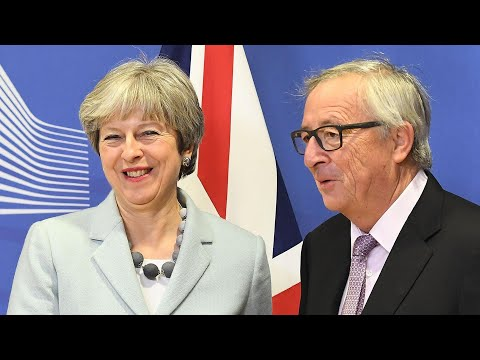 Brexit breakthrough: Jean-Claude Juncker says talks ready for next phase
