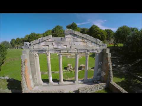 Butrint & Apollonia - Albania, Europe