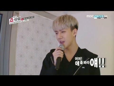 [HD] 140206 EXO Sehun Singing SNSD 'I Got a Boy'