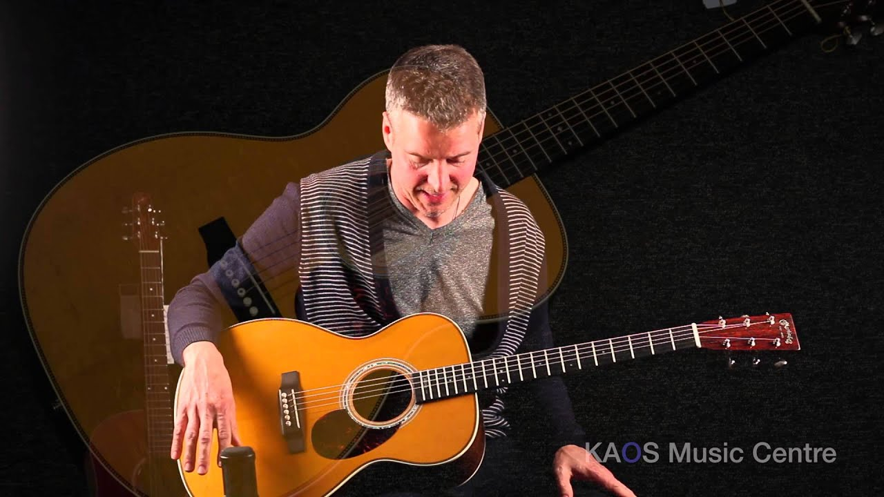 kaos gear demo martin omjm john mayer signature acoustic guitar youtube. Black Bedroom Furniture Sets. Home Design Ideas