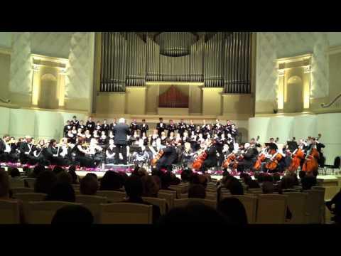 "Moscow Chamber Choir - Mozart ""Requiem"" (Agnus Dei)"