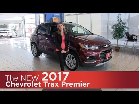 New 2017 Chevrolet Trax Premier - Minneapolis, St Cloud, Monticello, Buffalo, Rogers, MN - Review