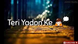 WhatsApp status jab aankhein band hoti hai love story video