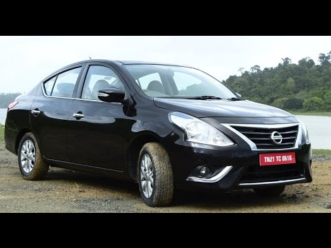 2017 Nissan Sunny Interior And Exterior Review Youtube